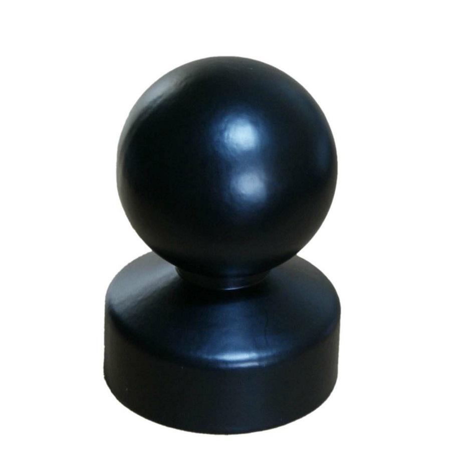 Quot cast aluminum ball finial wholesale