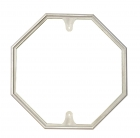 Decorative Traffic Sign Frame 30 Inch, Stop Sign Frame, Front