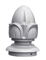 Decorative Acorn Finials, Ornamental Acorn Finials