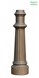 Decorative Post Split Bases, Ornamental Column Bases