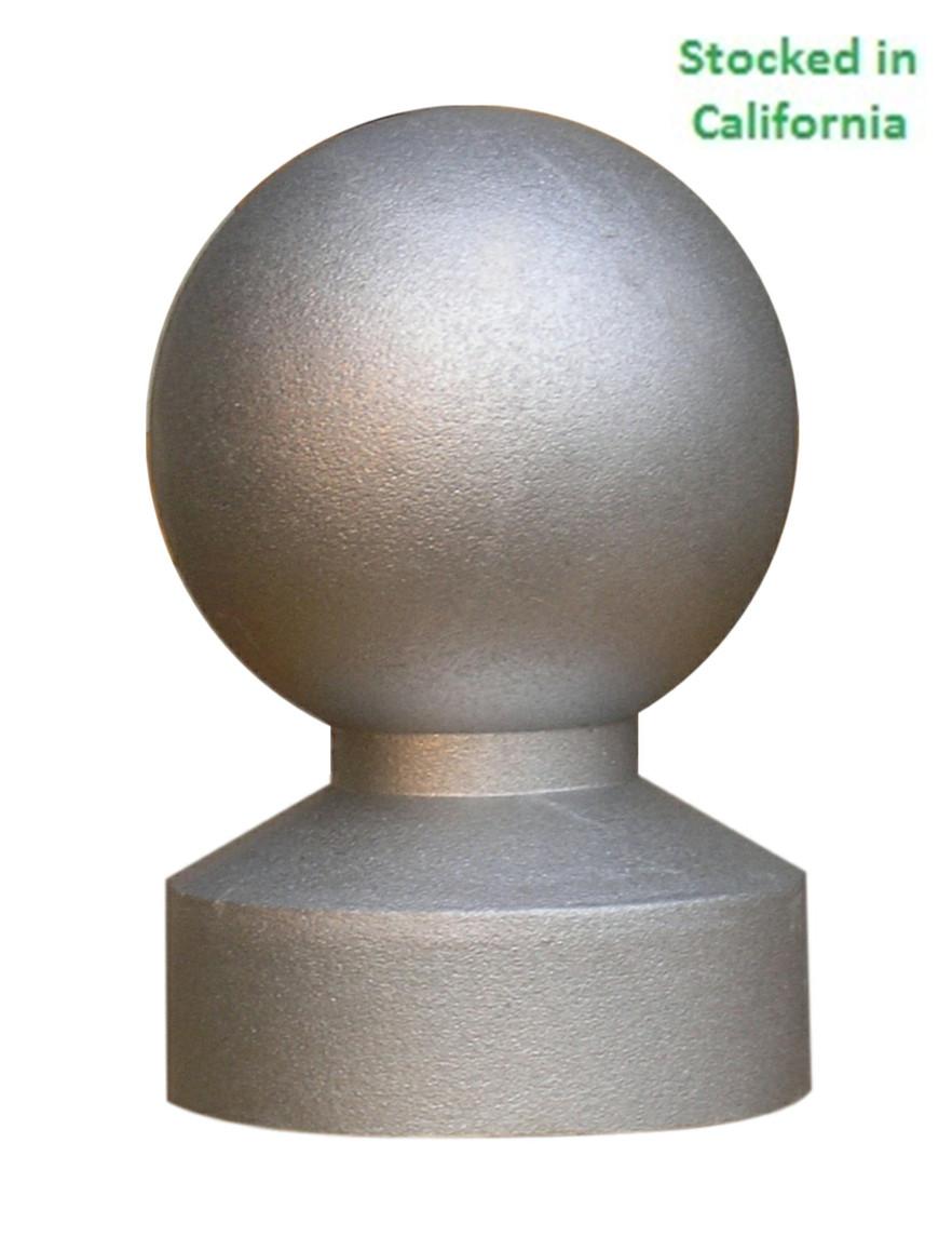Decorative Cast Aluminum Post Top