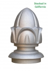 Post Acorn Finials, Permanent Mold